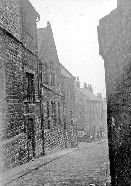 Murder At White Croft Sheffield 11th July 1884